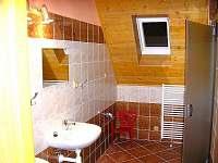 Podkrovní apartmán C - koupelna