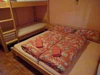 Podkrovní apartmán C - ložnice