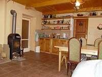 Přízemní apartmán A - kuchyň