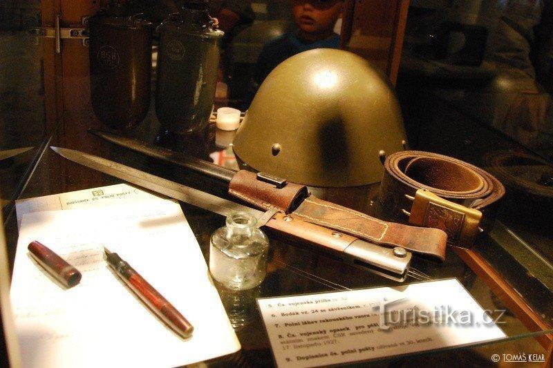 Králíky - pěchotní srub K-S 14 U cihelny