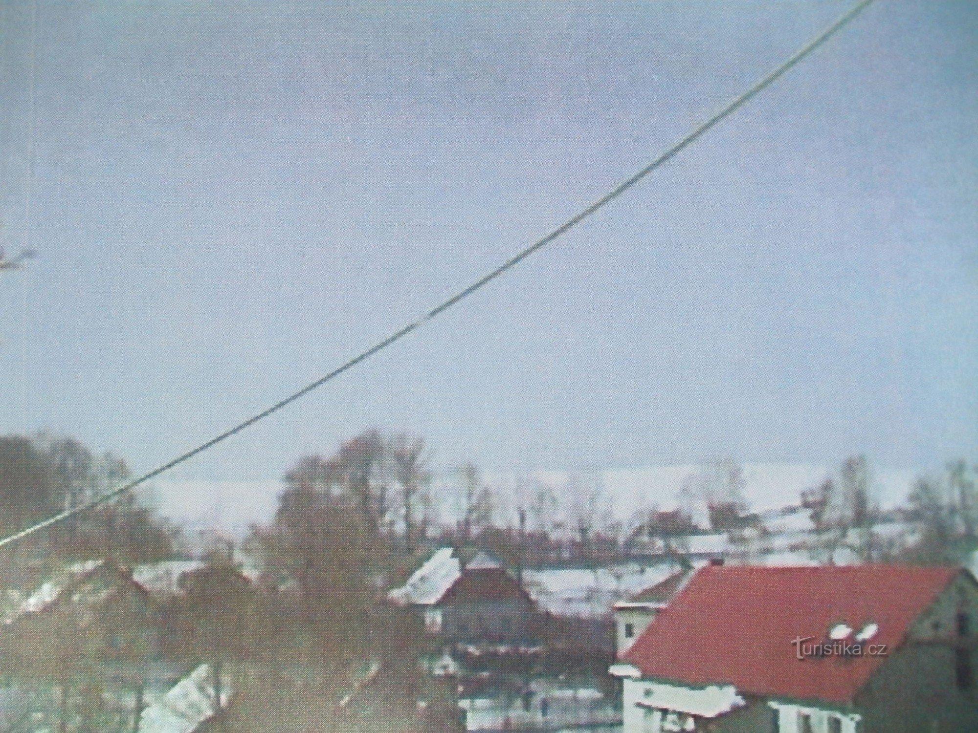 Webkamera - Lukavice u Rychnova nad Kněžnou