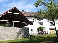 Chalupa Na pile Pavlov - ubytování Pavlov u Ledče nad Sázavou