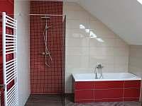 koupelna 1. NP - Rosička