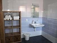 koupelna přízemí - Rosička