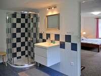 Koupelna Apartmán U Babičky