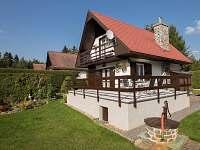Chata k pronájmu - okolí Karlova