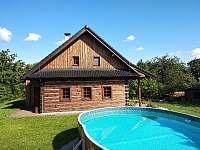 Chalupa k pronájmu - okolí Pivonic