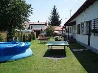 Chaty a chalupy Jasné Pole - Rybník Januš v apartmánu na horách - Škrdlovice