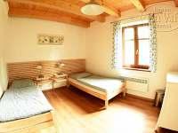 Pokoj 1 - přízemí
