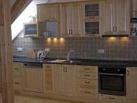apartmán Na sýpce - kuchyně