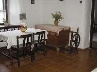 apartmán Za pecí - kuchyně