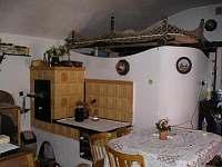 apatrmán Ve dvoře - kuchyně