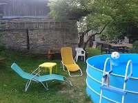 dětský bazén - zahrada