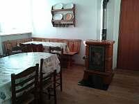 Velká kuchyň-společenské místnost