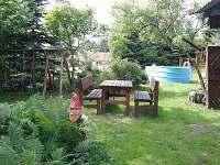 zahradní posezení - malé