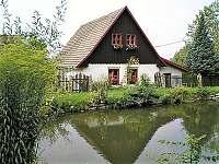 Chaty a chalupy Jihlava - rybník Borovinka na chalupě k pronájmu - Branišov