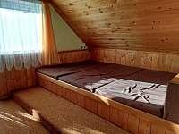 Ložnice 1 - chalupa k pronájmu Nový Jimramov