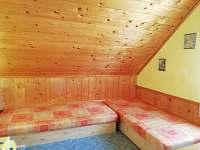 Ložnice 2 - pronájem chalupy Nový Jimramov