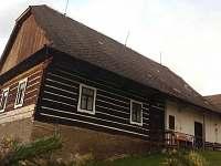 ubytování Podlesí u Sněžného Chalupa k pronájmu