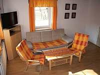 Chalupa Svratka - interiér - ubytování Svratka