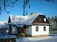 Chalupa Svratka - zima
