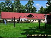 ubytování Horní Rožínka v penzionu na horách