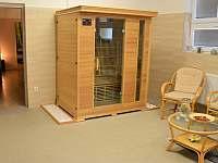 Hotelová sauna - apartmán k pronajmutí Sázava