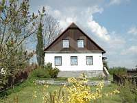 Chata k pronájmu - dovolená Žďársko rekreace Svratouch