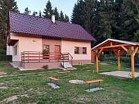 Chata - ubytování Skála u Havlíčkova Brodu