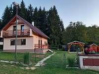 ubytování Jiřice na chatě k pronájmu