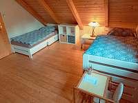 ložnice - apartmán k pronajmutí Velká Bíteš - Jestřabí