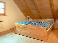 ložnice - pronájem apartmánu Velká Bíteš - Jestřabí