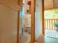 WC, terasa - Velká Bíteš - Jestřabí