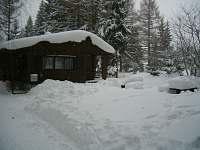 Zimní chatka č. 2