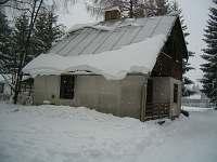 Zimní velká chatka