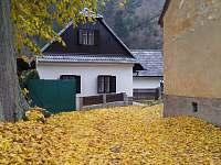Levné ubytování na Vysočině Chalupa k pronájmu - Vír
