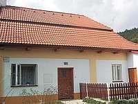Chalupa Jimramov - ubytování Jimramov, Říční 151