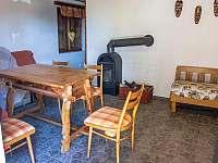 hlavní místnost - chata k pronajmutí Pelhřimov - Čakovice