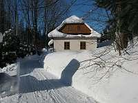 Chalupa k pronajmutí - dovolená Žďársko rekreace Cikháj