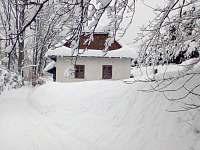 Chalupa U Sluníčka v zimě