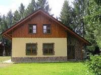 ubytování na chatě k pronajmutí Tři Studně