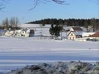Zima Tři Studně - chalupa k pronájmu