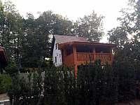 Chata Nad Přehradou Kramolín - k pronájmu