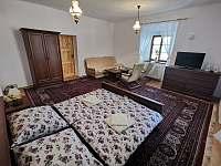 Malý apartmán - ložnice - Vříšť
