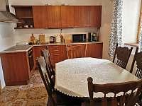 Velký apartmán - kuchyně - pronájem Vříšť