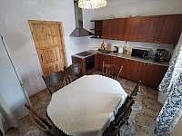 Velký apartmán - kuchyně - k pronajmutí Vříšť
