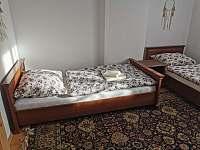 Velký apartmán - ložnice č. 2 - k pronajmutí Vříšť