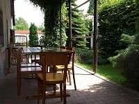 zastřešená veranda - Stržanov - Žďár nad Sázavou