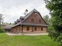 Levné ubytování Přírodní koupaliště Nové Město na Moravě Chalupa k pronajmutí - Vříšť