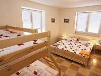 Apartmán A - ubytování Vlachovice